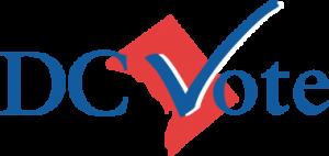 DC Vote logo