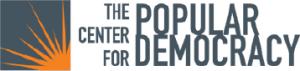Center for Popular Democracy logo