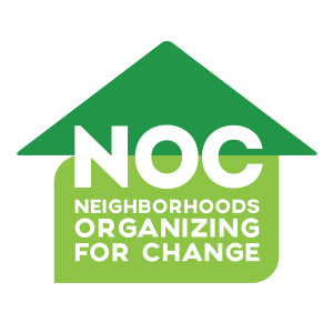 Neighborhoods Organizing for Change logo